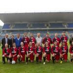 Charity football match